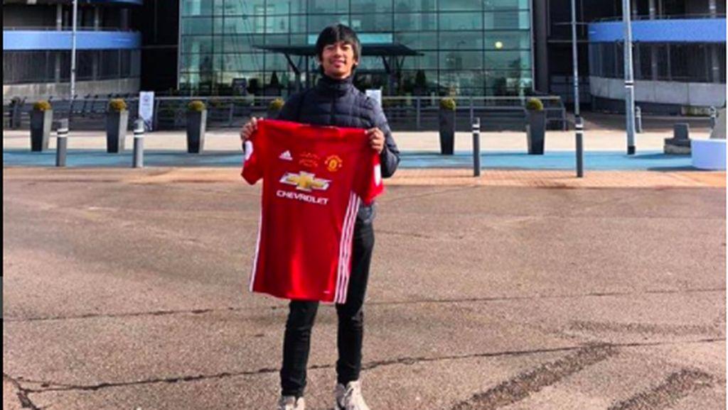 Rian DMasiv Kangen Nonton Man United dan Liga Inggris, Kamu Juga?