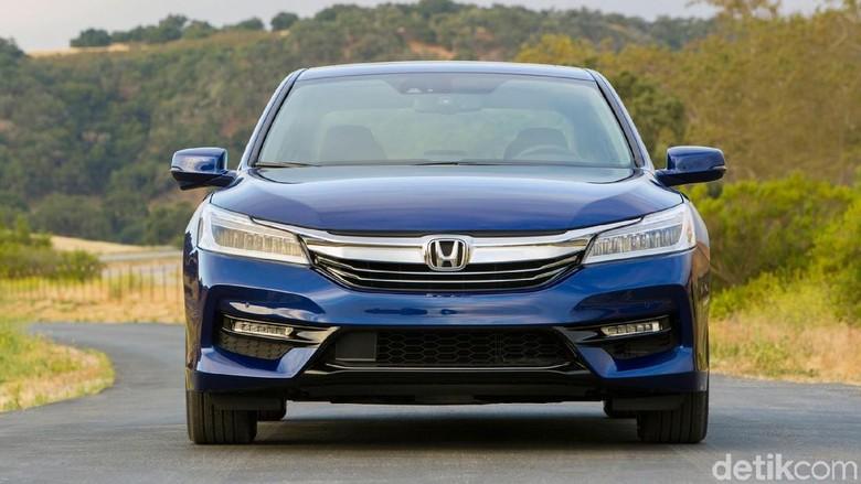 Honda Accord Foto: Honda