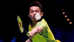 Lewati Babak Pertama, Lin Dan Puji Penonton dan Curhat Susah Juara di Indonesia