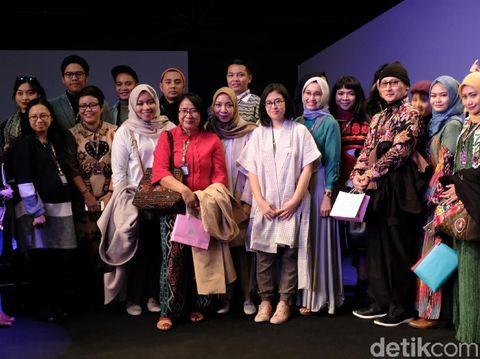 Desainer Indonesia KAMI Sukses Pamerkan 'Busana Rumahan' di Korea
