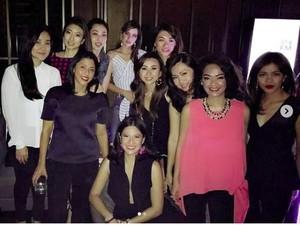 Roby Geisha Sidang Cerai Perdana, Pesta Ulang Tahun Dian Sastro