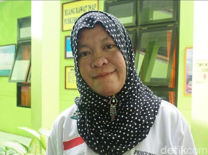 Rahma ditolak oleh orang tua kekasihnya karena dianggap masih sakit kusta. (Foto: Suherni Sulaeman/detikHealth)