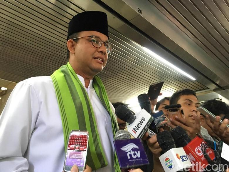 Anies akan Bentuk Tim Laksanakan Putusan MA soal Swastanisasi Air