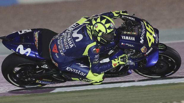 Valentino Rossi gagal menunjukkan penampilan konsisten sepanjang latihan bebas dan babak kualifikasi MotoGP Qatar.