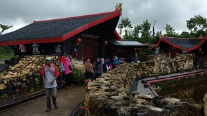 Gunung Mas Lamongan, dari Bukit Kapur Disulap Jadi Obyek Wisata
