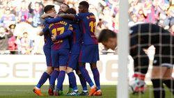 Persaingan La Liga Menjelang Sembilan Pekan Sisa