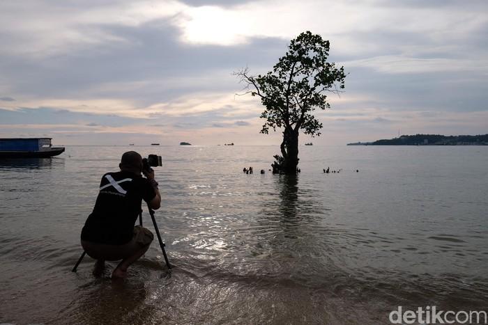 Tips memotret landscape (Foto: Adi Fida Rahman/detikINET)