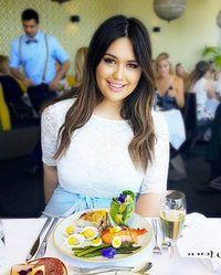 Penampilan Ariana Omipi setelah berhasil diet