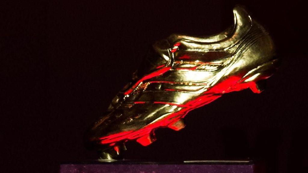 Sepatu Emas Eropa: Lewandowski Tunggu Immobile, Ronaldo, dan Messi