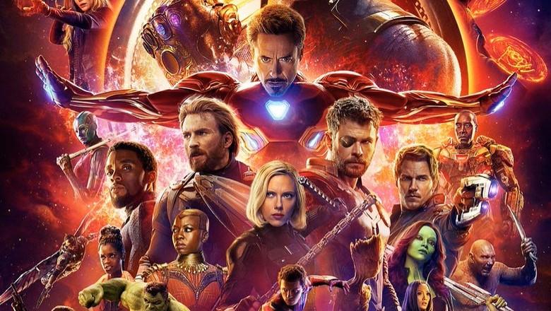 Ada 100 Tiket Nonton Avengers: Infinity War di Sini