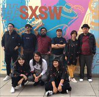 Efek Rumah Kaca menjadi delegasi dari Indonesia di SXSW.