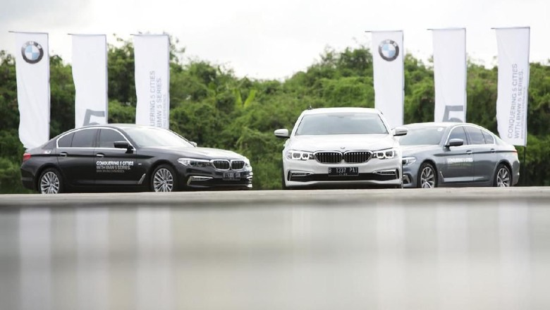 Sedan BMW Seri 5 (Foto: dok. BMW)