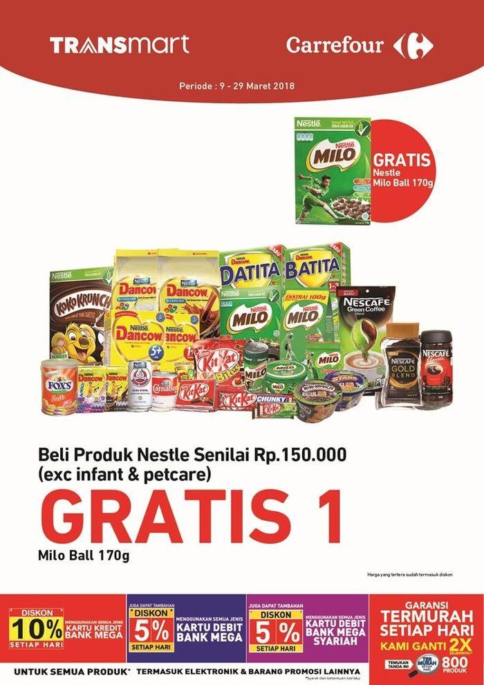 Foto: Produk Tebus Murah (Dok. Transmart Carrefour)