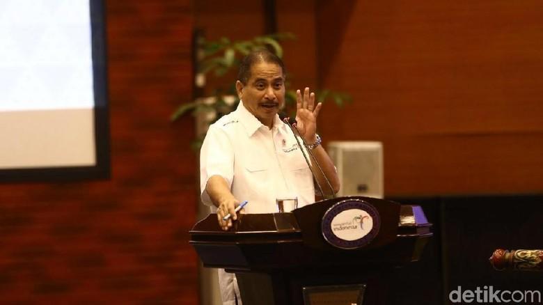 Foto: Menpar Arief Yahya (Ahmad Masaul Khoiri/detikTravel)