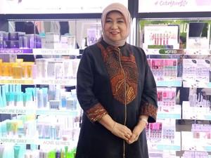 Pendiri Wardah Raih Penghargaan Pengusaha Wanita Inspiratif ASEAN