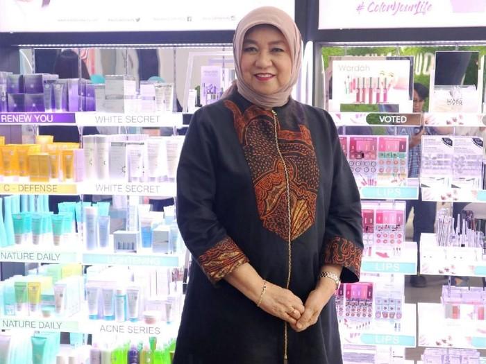 CEO Wardah Nurhayati Subakat. Foto: Dok. Wardah