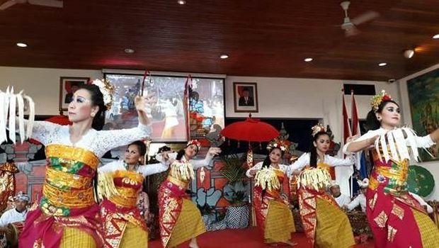 Salut! Di Belanda Ada #BaliSafe Cultural Festival 2018
