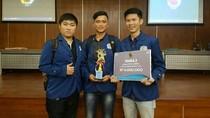Ciptakan Beton dari Limbah, Mahasiswa ITS Juara 2 CIVFEST 2018