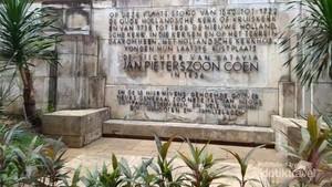 Melihat Makam Pendiri Batavia di Museum Wayang