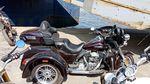 Foto: Rubicon hingga Harley Bupati HST Berjejer di Tj Priok