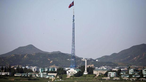 Seharian di Zona Ketegangan Korea Selatan dan Korea Utara****