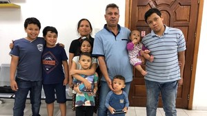 Overstay 17 Tahun, TKW Beranak 7 Dipulangkan dari Abu Dhabi