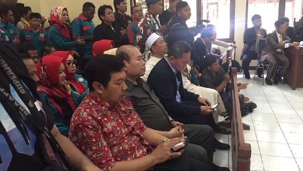 Rhoma dan Ketum PAN Hadiri Sidang Gugatan Partai Idaman di PTUN