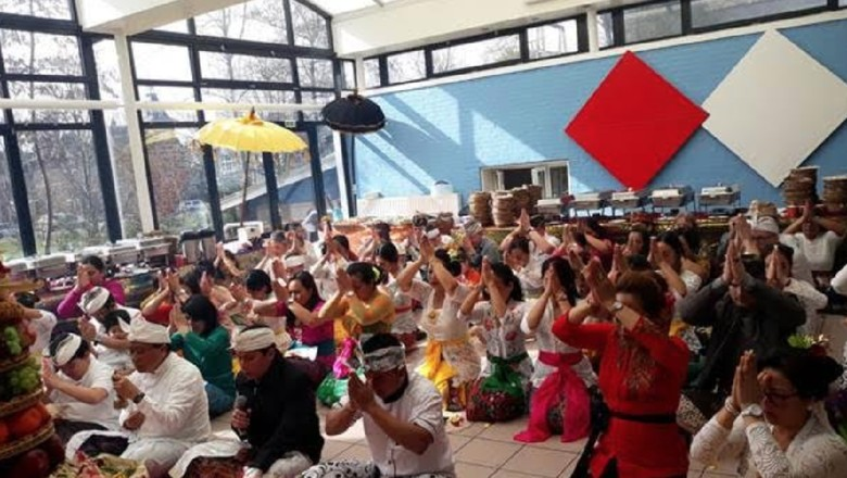 Semarak Festival #BaliSafe di Den Haag