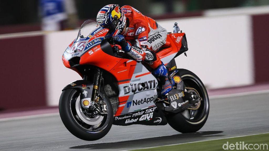 Dovizioso Jadi Pebalap Ducati Tersukses Kedua Setelah Stoner