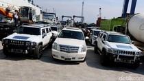 Banyak yang Nunggak, Berapa Pajak Mobil Mewah di Jakarta?