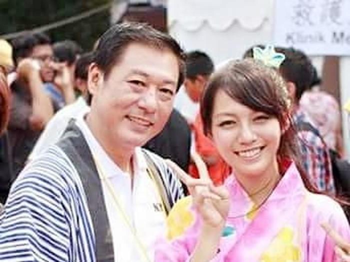 Chef Harada meninggal dunia. Foto: Instagram