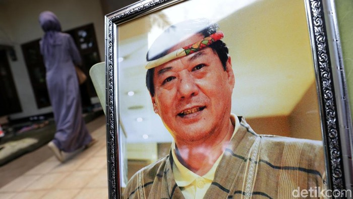 Chef Harada meninggal usai bergelut dengan sakit lambung (Foto: Palevi S/detikHOT)