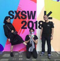 Selain Efek Rumah Kaca, ada pula Kimokal yang tampil di SXSW.