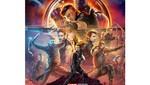 Potongan Adegan Infinity War hingga Farah Quinn yang Makin Seksi