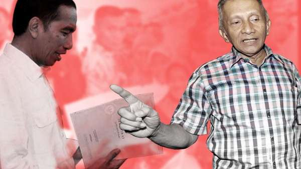 PAN Berharap Pertemuan Jokowi-Amien Deal!