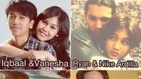 Dara kelahiran 27 Desember 1975 itupun pernah menjadi ikon pasangan remaja di era 90-an layaknya Vanesha Prescilla kini. (Dok. Instagram/nikeardillaofficial)