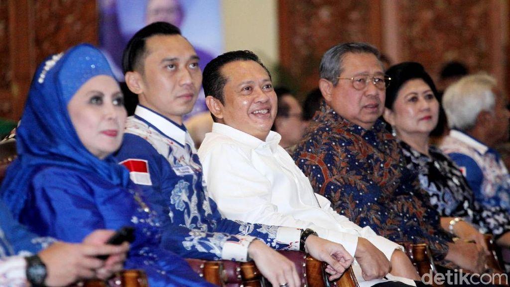 SBY Hadiri Hari Perempuan Internasional di DPR