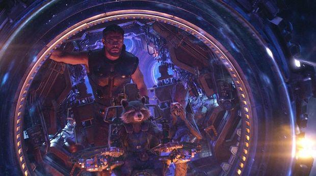 Thor dan Guardians of the Galaxy