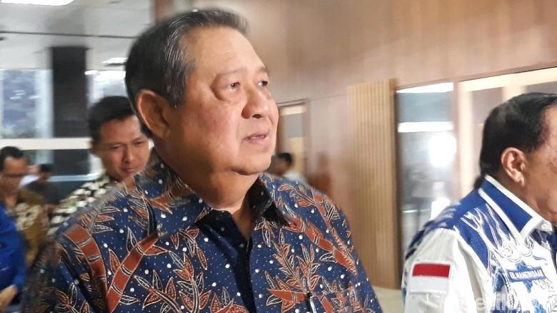 SBY: Reformasi Bisa Terjadi Lagi, Jika...