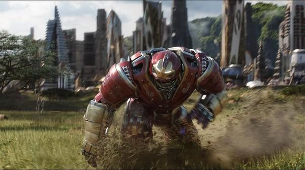 Alasan Hulk Tak Muncul di Infinity War
