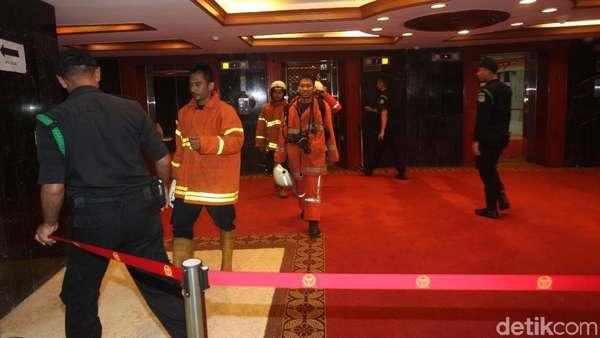Ruangan Fahri Hamzah Berasap Gara-gara Korsleting Listrik