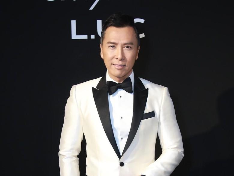 Donnie Yen Bergabung di Live-Action Mulan