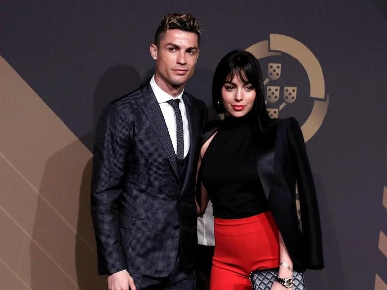 4 Bulan Pasca Lahiran Anak Cristiano Ronaldo, Georgina Seksi Lagi