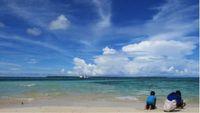 Pulau Sara (Foto: Dok CNN Indonesia)