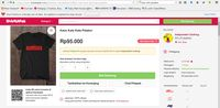 Marak Kasus Selingkuh, Kaus 'Anti Pelakor' Ramai Dijual di Online Shop