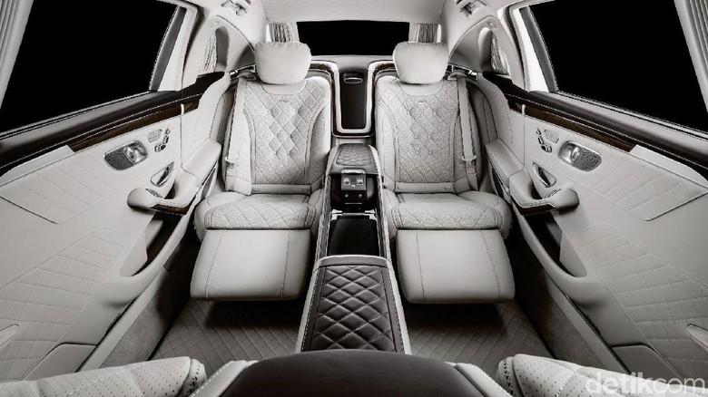 Mercedes-Benz Maybach Pullman (Foto: Top Gear)