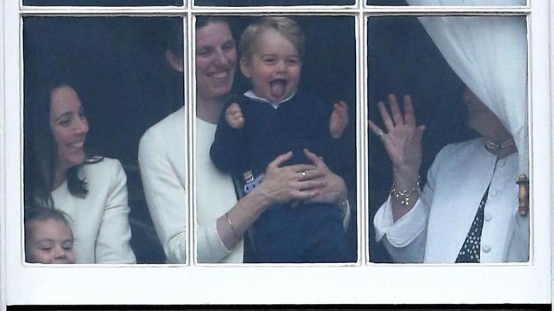 Maria Teresa, Pengasuh Pangeran George dan Putri Charlotte (Foto: Chris Jackson/ Getty Images)