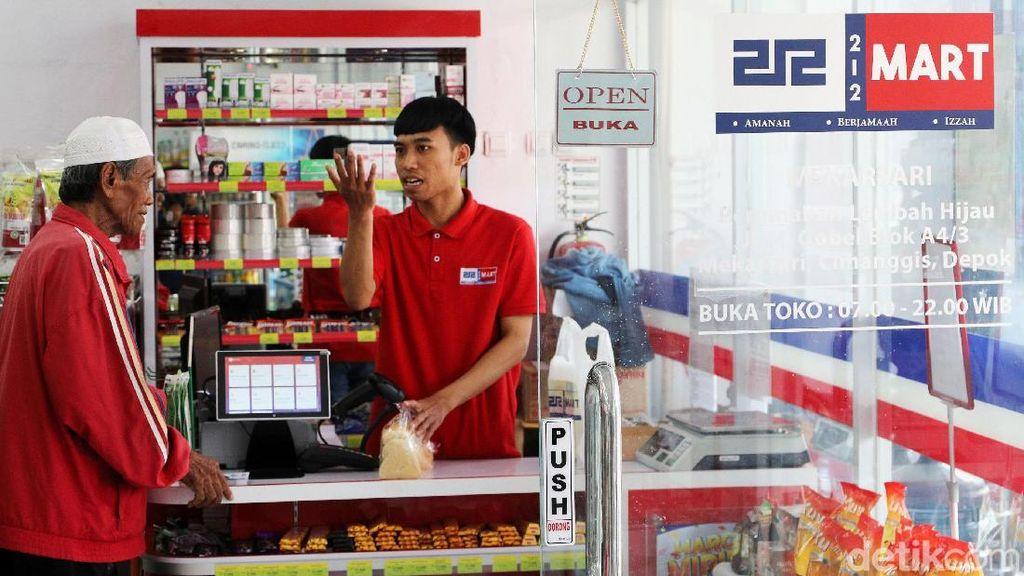 Siapa Saja Target Pembeli Minimarket Cetusan Alumni 212?