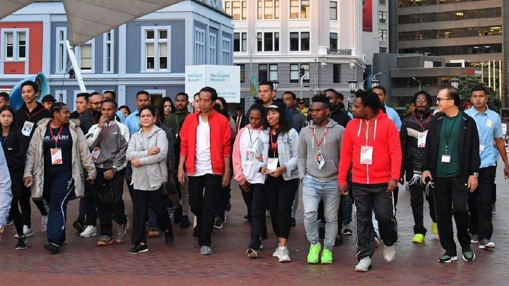 Dubes: Demo Separatis Papua Tenggelam dengan Kedatangan Jokowi ke NZ