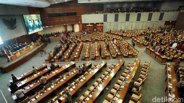 Golkar: Semua Fraksi DPR Sudah Sepakati RUU Terorisme